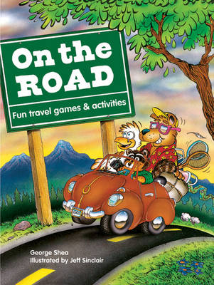 On the Road: Fun Travel Games and Activities (Paperback)