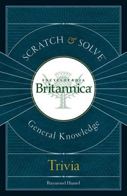 Encyclopedia Britannica General Knowledge Trivia - Scratch & Solve (Paperback)