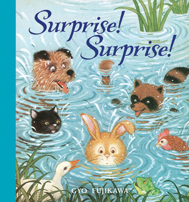 Surprise! Surprise! (Board book)