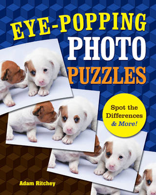 Eye-popping Photo Puzzles: Spot the Differences & More! (Paperback)