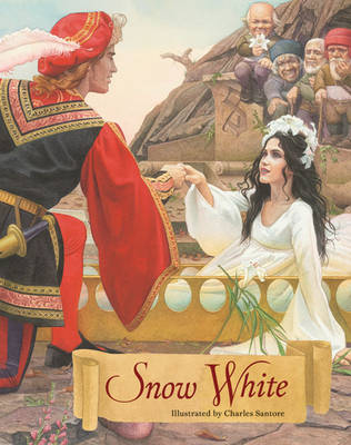 Snow White: A Tale from the Brothers Grimm (Hardback)