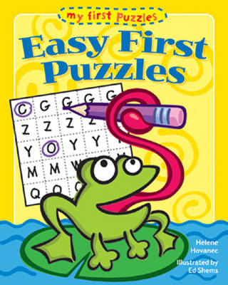 Easy First Puzzles (Paperback)
