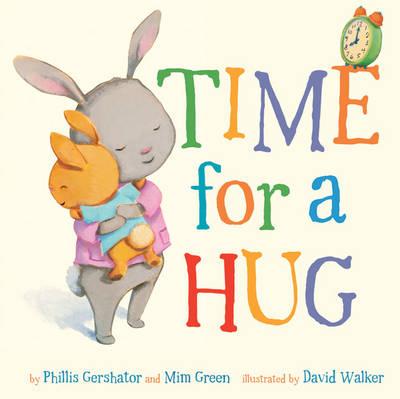 Time for a Hug (Hardback)