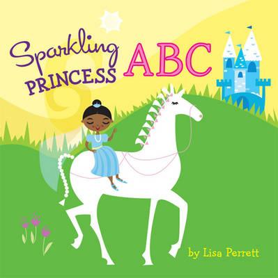 Sparkling Princess ABC (Board book)