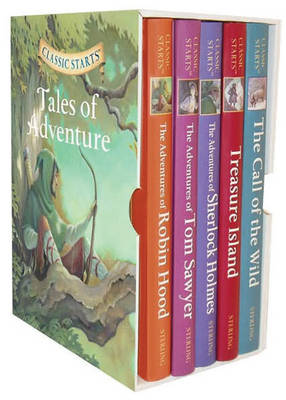 Tales of Adventure - Classic Starts (Paperback)
