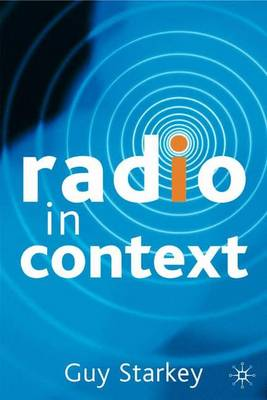 Radio in Context (Paperback)