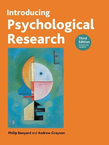Introducing Psychological Research (Paperback)