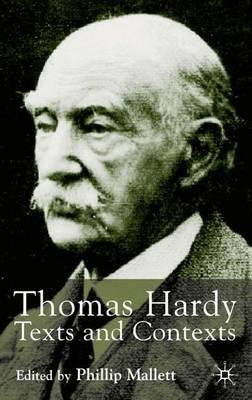 Thomas Hardy (Hardback)