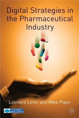 Digital Strategies in the Pharmaceutical Industry (Hardback)