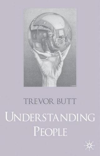 Understanding People (Hardback)