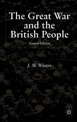 The Great War and the British People (Paperback)