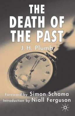 The Death of the Past (Paperback)