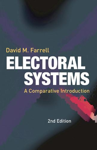 Electoral Systems: A Comparative Introduction (Paperback)
