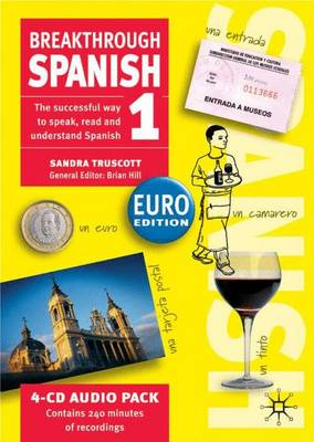 Breakthrough Spanish 1: Euro Edition - Breakthrough S. (CD-Audio)