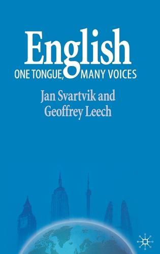 English - One Tongue, Many Voices (Hardback)