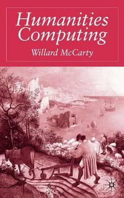 Humanities Computing (Hardback)