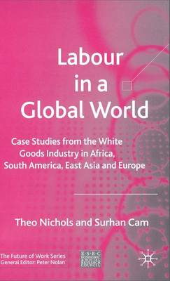Labour in a Global World: Case Studies from the White Goods Industry in Africa, South America, East Asia and Europe - Future of Work (Hardback)
