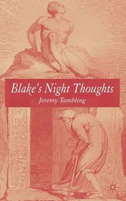 Blake's Night Thoughts (Hardback)