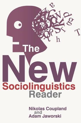 The New Sociolinguistics Reader (Hardback)