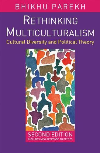 Rethinking Multiculturalism: Cultural Diversity and Political Theory (Paperback)