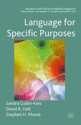Language for Specific Purposes - Research and Practice in Applied Linguistics (Paperback)
