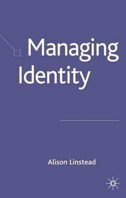 Managing Identity (Hardback)