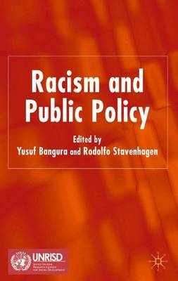 Racism and Public Policy (Hardback)