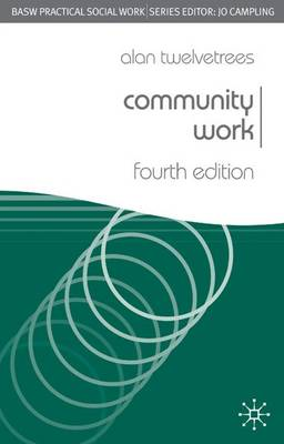 Community Work - Practical Social Work Series (Paperback)