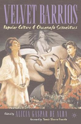 Velvet Barrios: Popular Culture and Chicana/o Sexualities - New Directions in Latino American Cultures (Paperback)