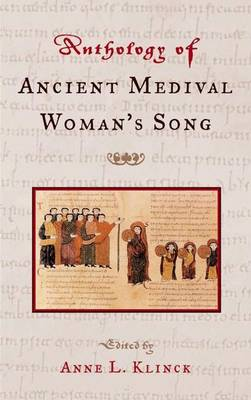Anthology of Ancient Medival Woman's Song (Hardback)