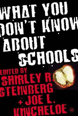 What You Don't Know About Schools (Hardback)