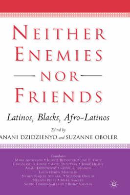 Neither Enemies nor Friends: Latinos, Blacks, Afro-Latinos (Hardback)