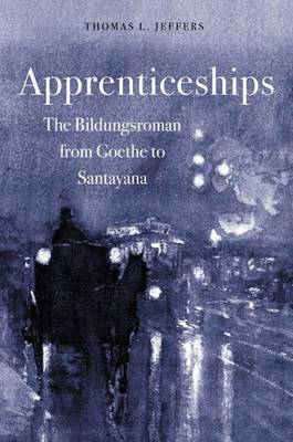 Apprenticeships: The Bildungsroman from Goethe to Santayana (Hardback)