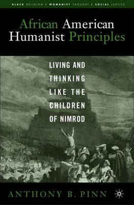 Reviving the Children of Nimrod: Living and Thinking Like the Children of Nimrod - Black Religion/Womanist Thought/Social Justice (Hardback)