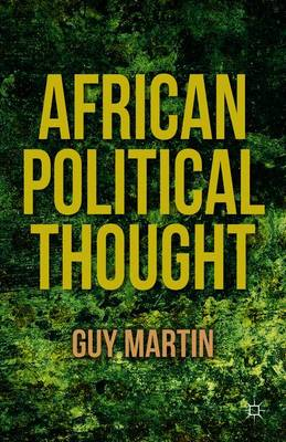 African Political Thought (Paperback)