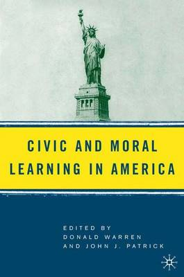 Civic and Moral Learning in America (Paperback)