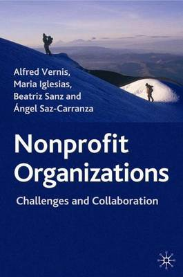 Nonprofit Organizations: Challenges and Collaboration (Hardback)