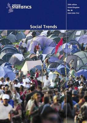 Social Trends (36th Edition) (Paperback)