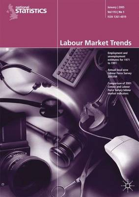 Labour Market Trends: November 2005 v. 113, No. 11 (Paperback)