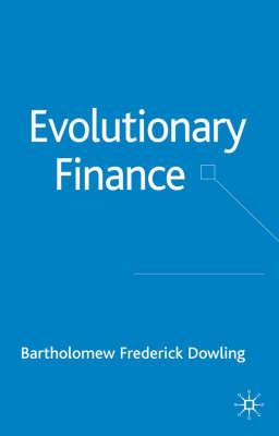 Evolutionary Finance (Hardback)
