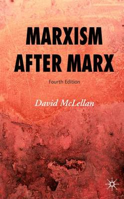 Marxism After Marx (Hardback)
