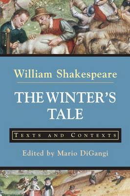 The Winter's Tale: Texts and Contexts - The Bedford Shakespeare Series (Paperback)