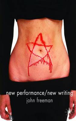 New Performance/New Writing (Paperback)