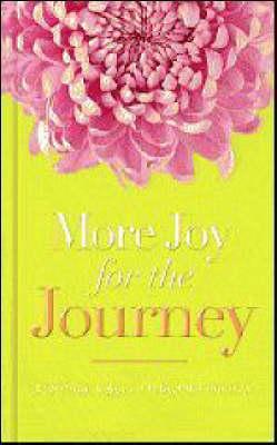 More Joy for the Journey: A Woman's Book of Joyful Promises (Hardback)