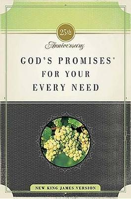 God's Promises for Your Every Need: 25th Anniversary Edition (Paperback)