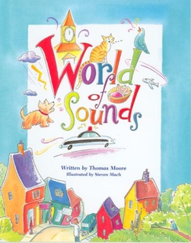 My World of Sounds Big Book - English - MOVEMENT, MUSIC AND MOORE (Book)