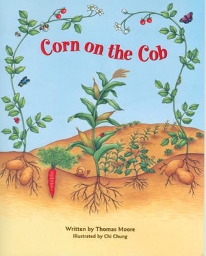 Corn on the Cob Little Book 6-Pack - English - MOVEMENT, MUSIC AND MOORE