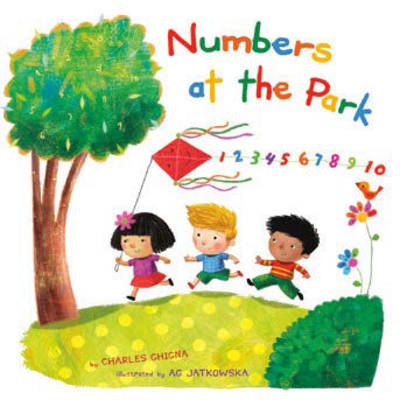 Numbers at the Park - Learning Parade (Board book)