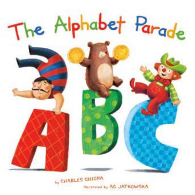 Alphabet Parade - Learning Parade (Board book)