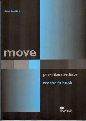 Move Pre Intermediate Teacher's Book (Paperback)